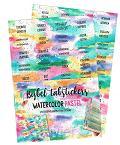 Bijbel tabstickers Pastel