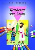 Mini doeboek Wonderen van Jezus