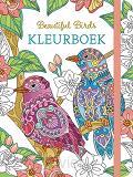 Beautiful birds kleurboek