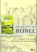 Cd-rom online bijbel groot nieuws